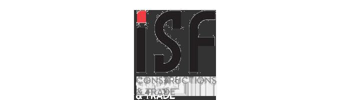 ISF   Industrial Distributors & Constructions Logo